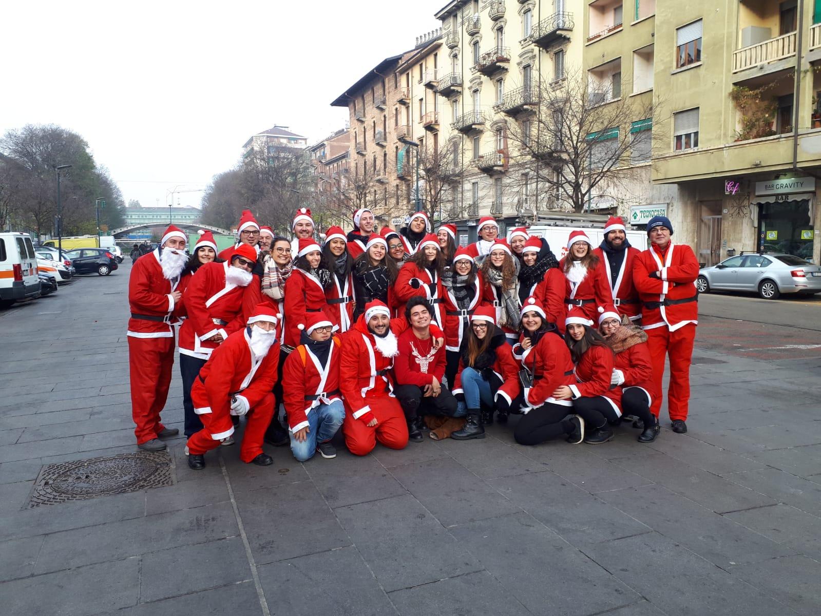 Babbi Natale Regina Margherita 2018