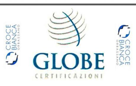 Certificato Qualità Croce Bianca Orbassano